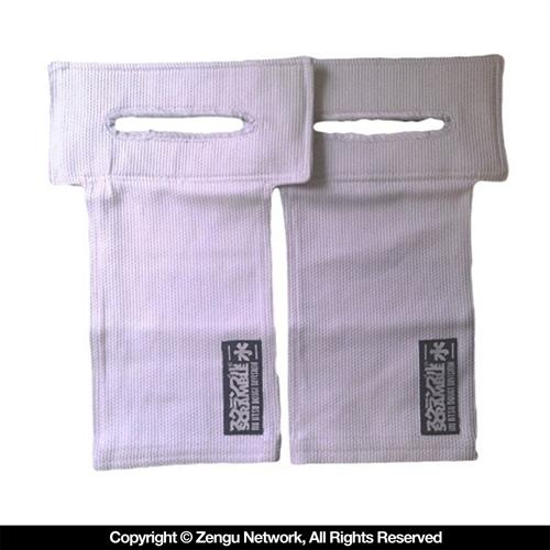 Scramble Scramble Gi Grip Trainers - White